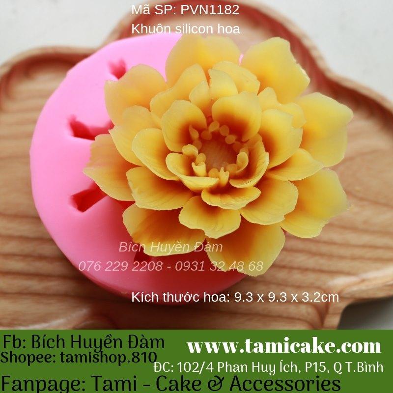 Khuôn silicon hoa PVN1182