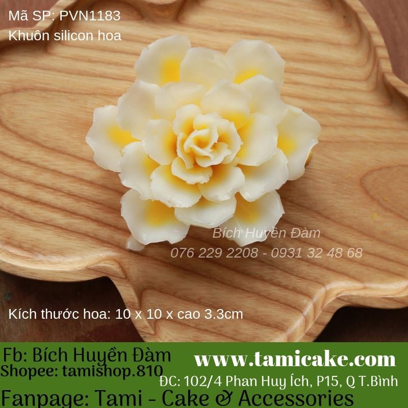 Khuôn silicon hoa PVN1183