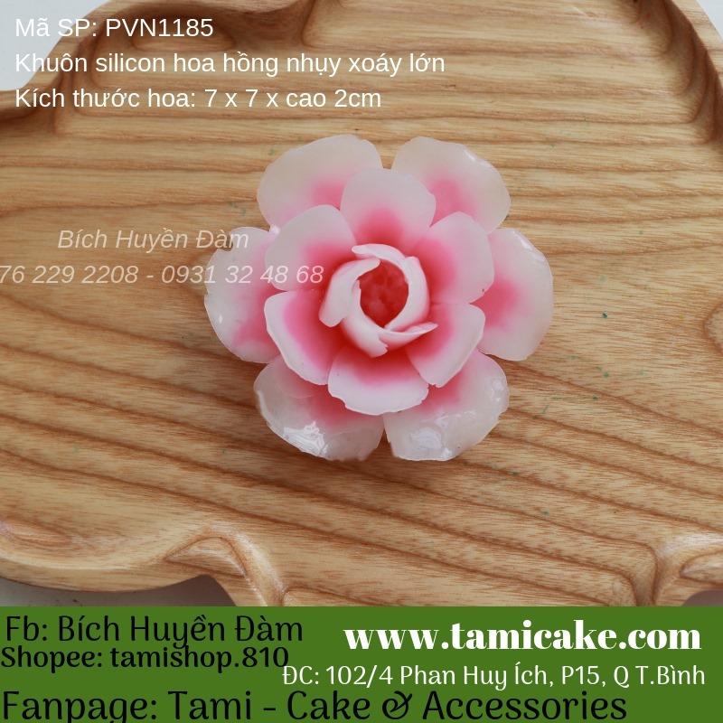 Khuôn silicon hoa PVN1185