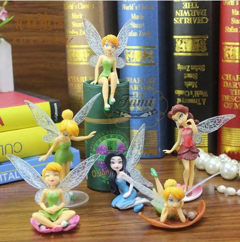 Bộ 6 Cô Tiên Nữ Tinker Bell 226