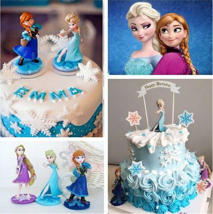 Bộ 3 Frozen Công Chúa Elsa và Anna