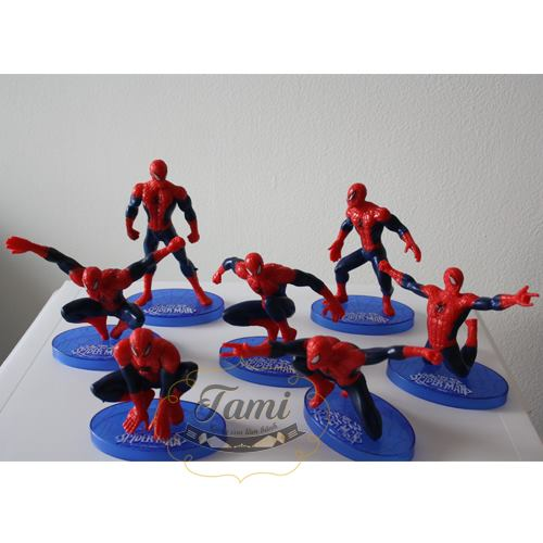 Bộ 7 Spiderman
