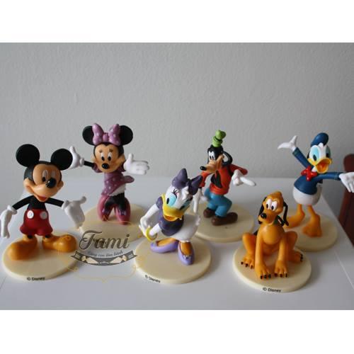 Bộ 6 Mickey House