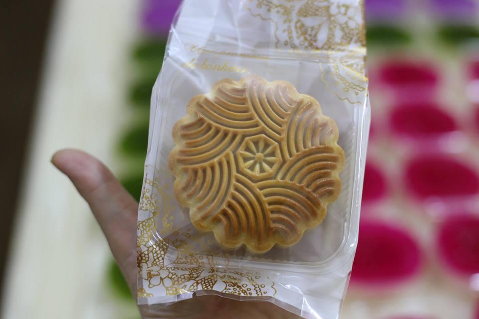 Khay túi ép size 9cm đựng bánh 125-150g (100bộ)