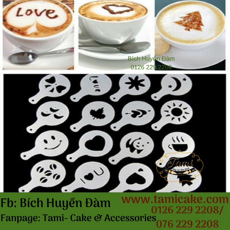 Khuôn nhựa tạo hình Cappuccino