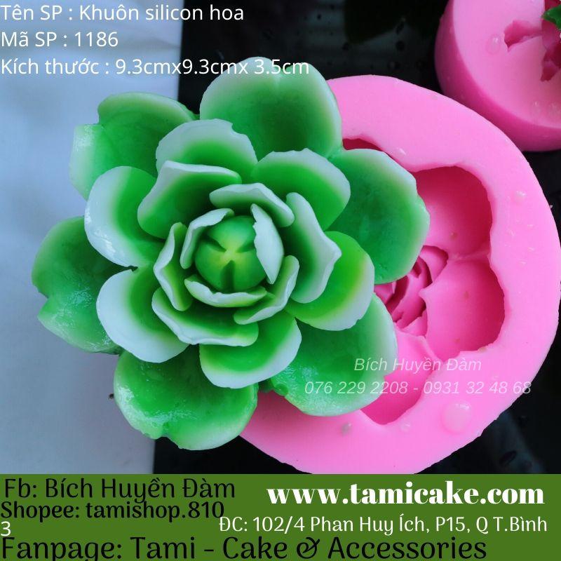 Khuôn silicon hoa PVN1186