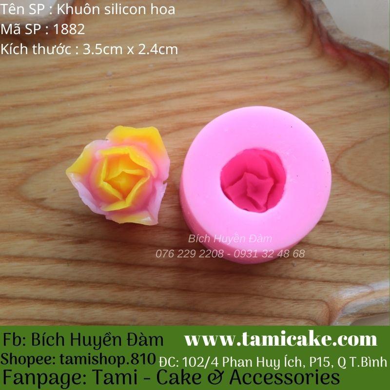 Khuôn silicon hoa 1882