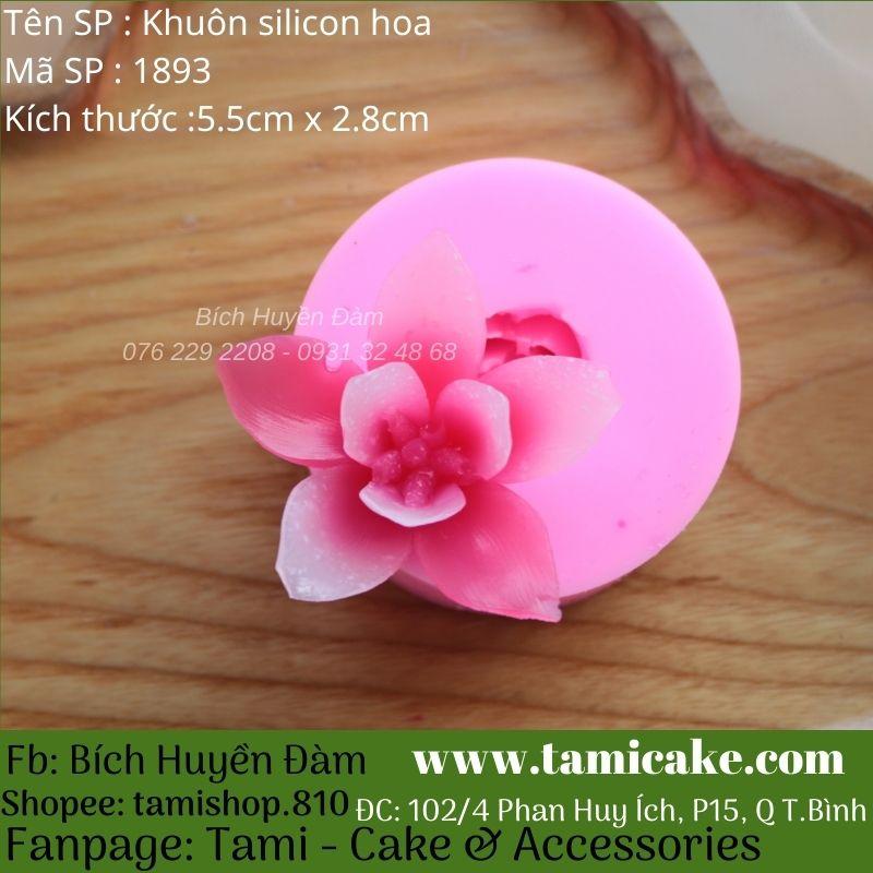 Khuôn silicon hoa 1893