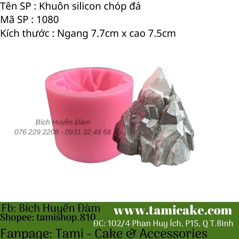 Khuôn silicon- Chóp đá 1080