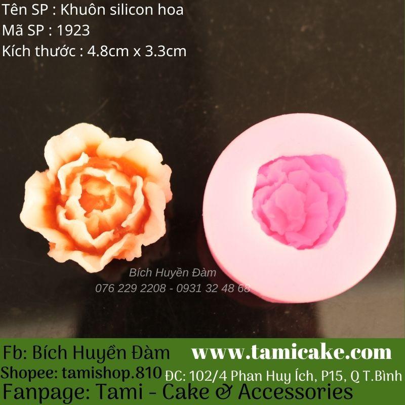 Khuôn silicon hoa 1923