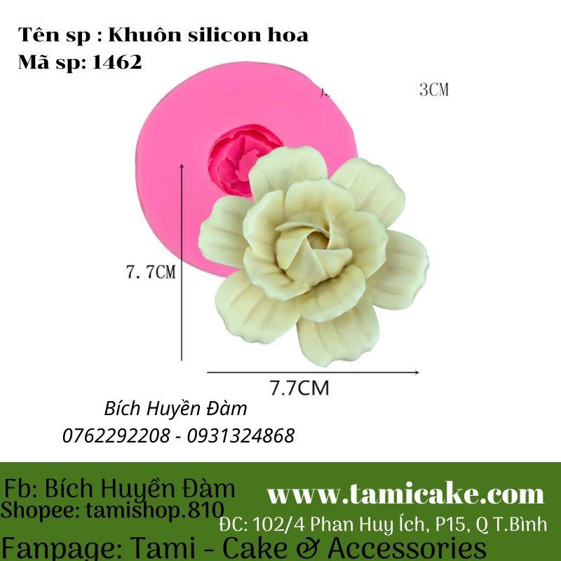 Khuôn silicon hoa 1462