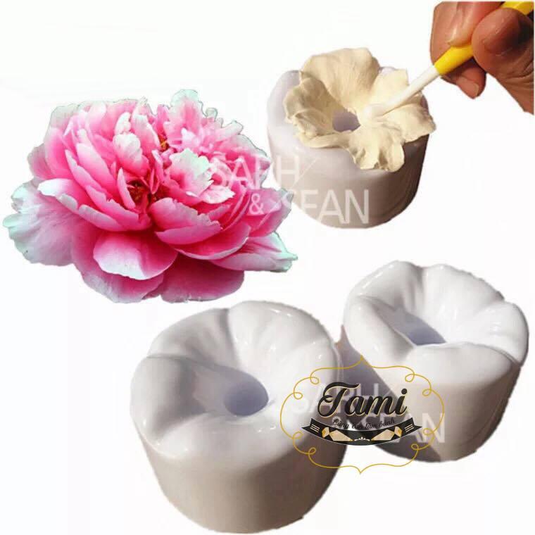 Khuôn tạo cong cánh hoa (2 Món)