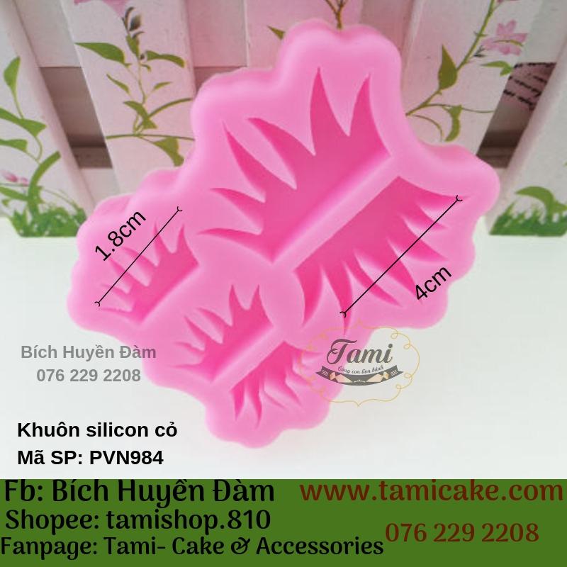 Khuôn silicon- Khuôn cỏ PVN984