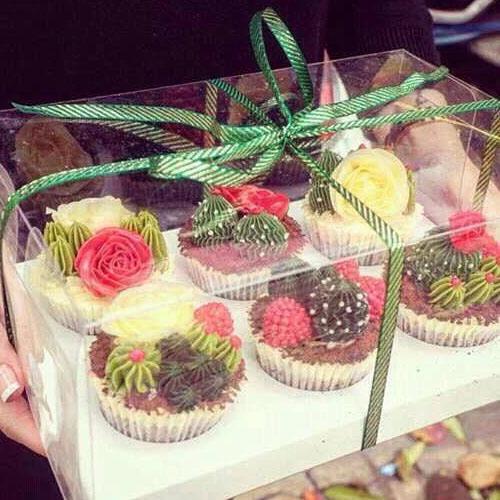 Hộp Cupcakes 6 cái