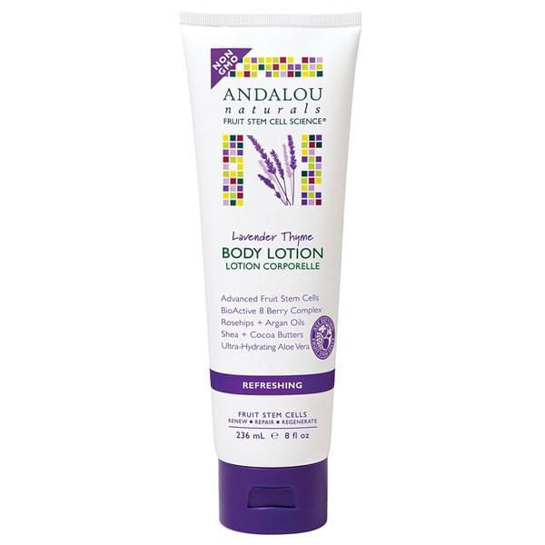 Body Lotion - Andalou Naturals