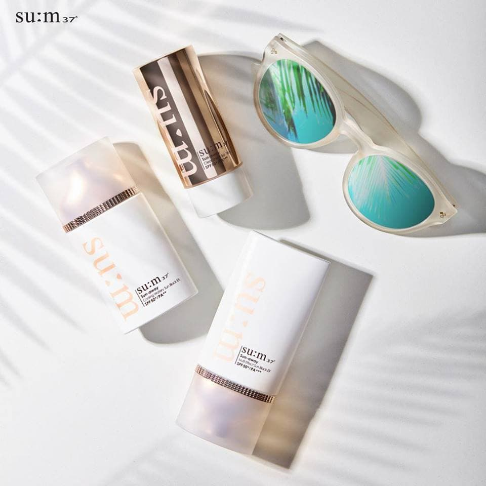 cooling water Sunblock SUM37