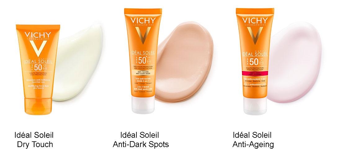 Vichy Idéal Soleil spf50