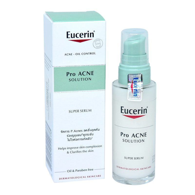 Serum Trị Mụn ProAcne Solution Super Serum Eucerin 30ml