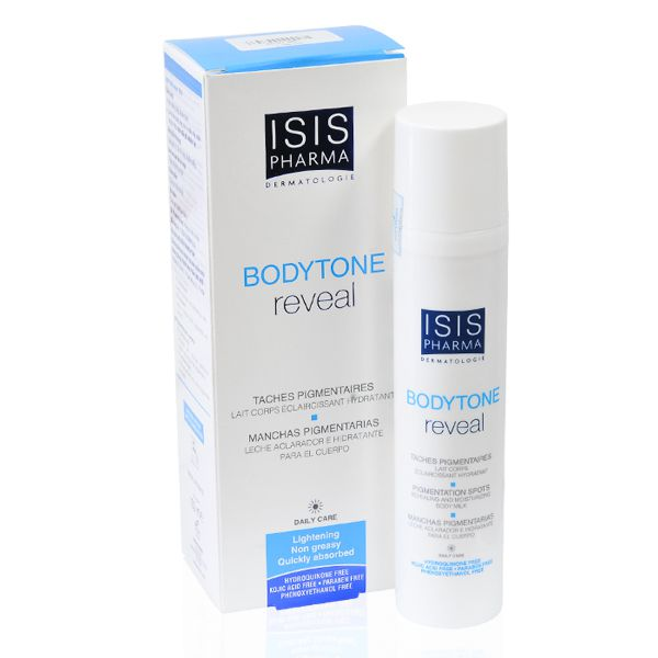 Body Tone Reveal - Isis Pharma