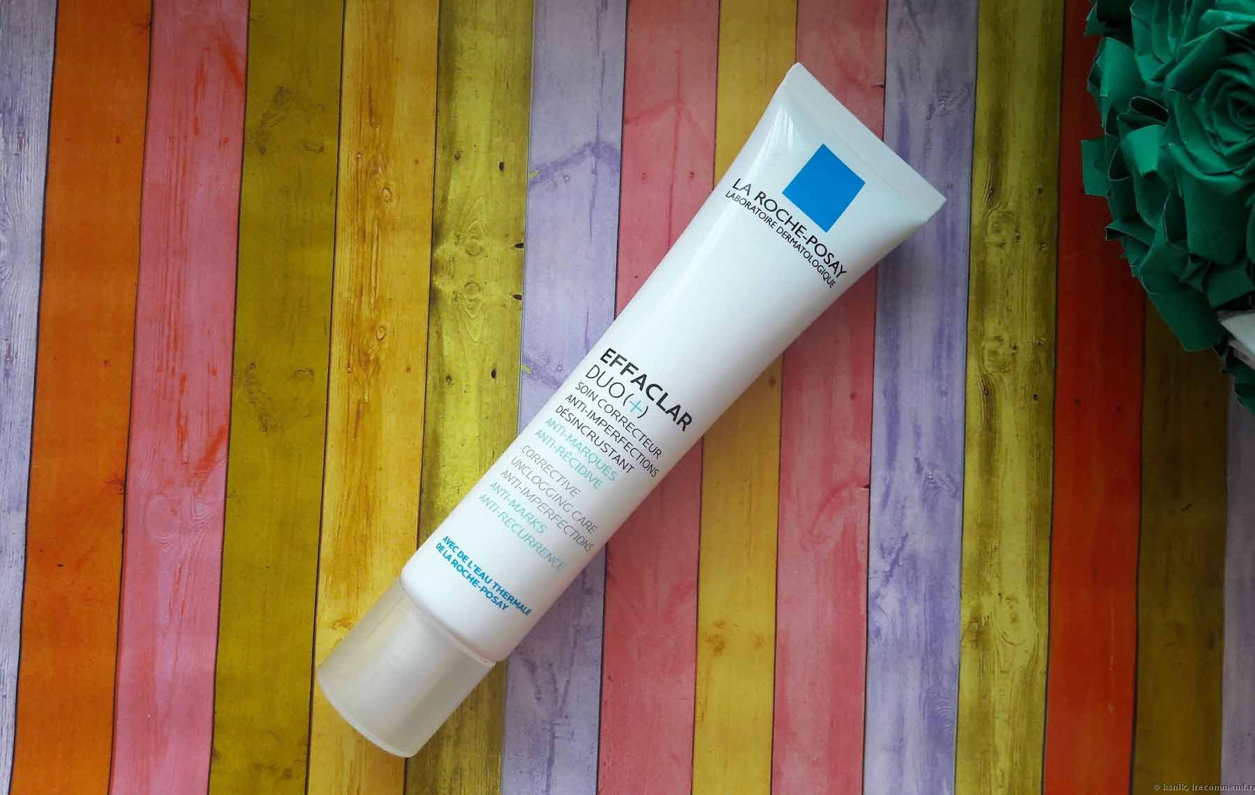 INNOVATION EFFACLAR DUO+