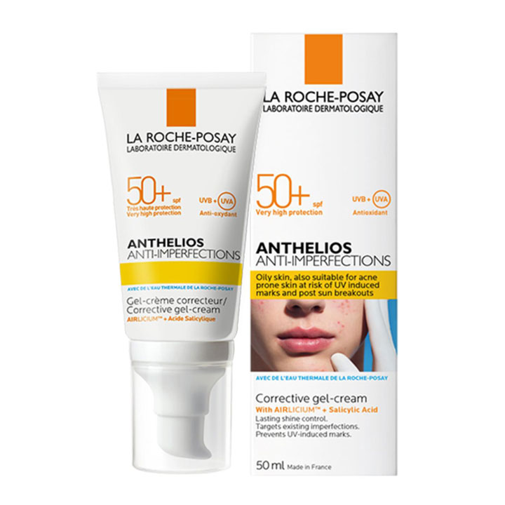 ANTHELIOS ANTI-IMPERFECTIONS La Roche Posay