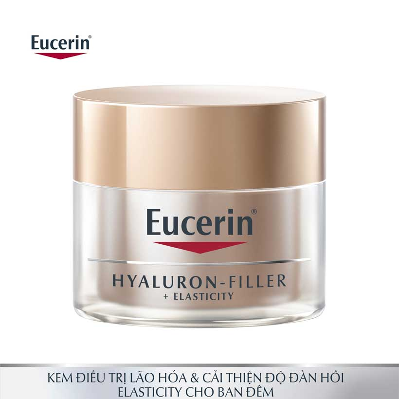 Eucerin Hyaluron Filler Elasticity Night