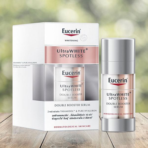 Eucerin ULTRA White Double Booter Serum 30ml