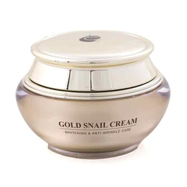 New GOLD ENERGY SNAIL SYNERGY - Gold Snail Cream