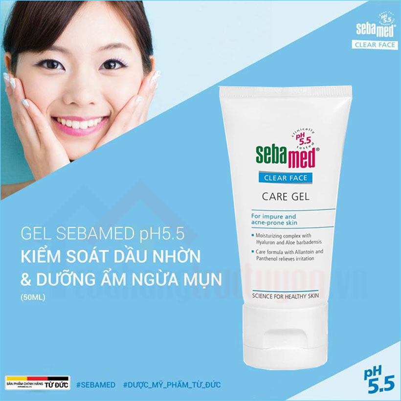 Sebamed Clear Face Care Gel