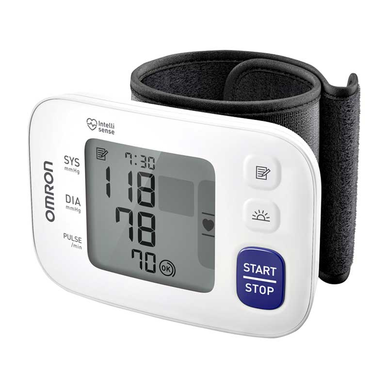 Kết quả hình ảnh cho máy đo huyết áp omron hem 6181