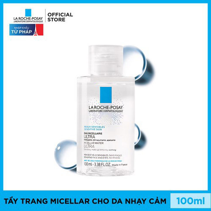 Micellar Water Ultra Sensitive Skin La Roche-Posay