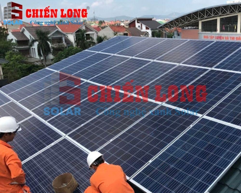 Đầu tư điện năng lượng mặt trời 2021