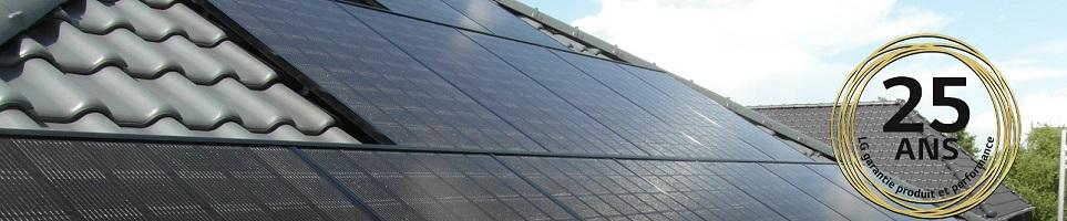 Báo giá Pin LG Solar áp mái