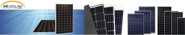 Báo giá Pin AE Solar 400wp áp mái