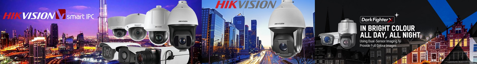 Camera TVI speed dome Hikvision