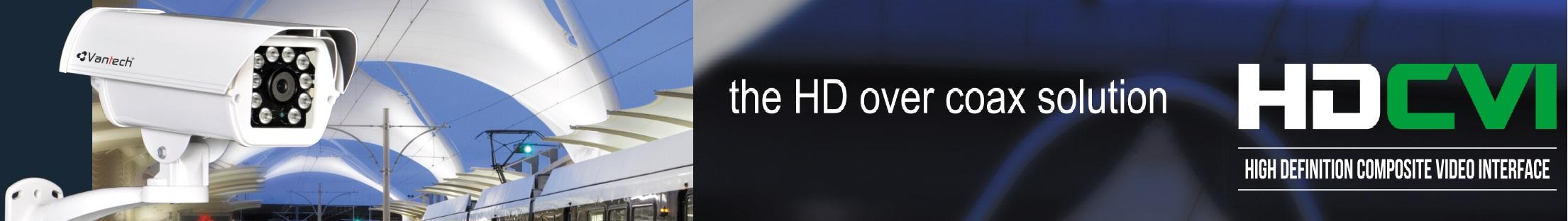 Camera AHD/CVI/TVI Vantech