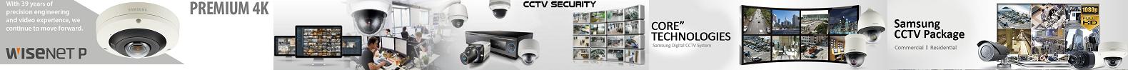 Camera IP Samsung FULL HD 4K