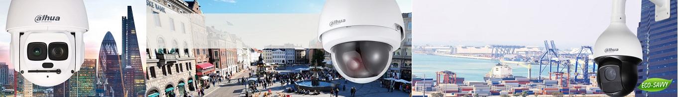 Camera IP speed dome DAHUA