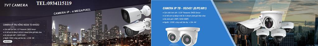 Camera IP TVT