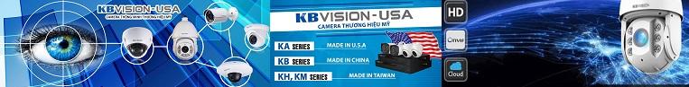 Camera IP Wifi Trong Nhà Kbvision