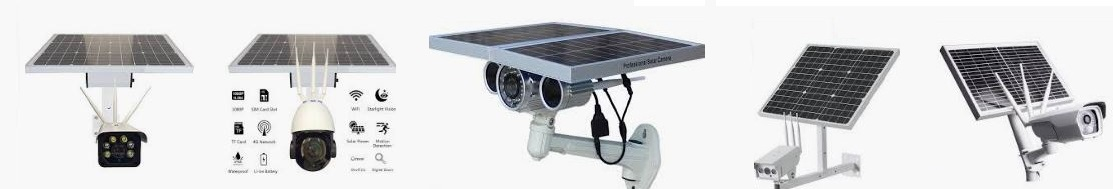 Camera năng lượng mặt trời