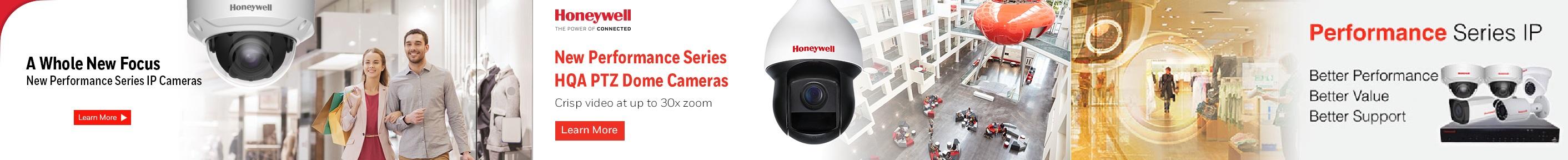 Đấu ghi hình Honeywell