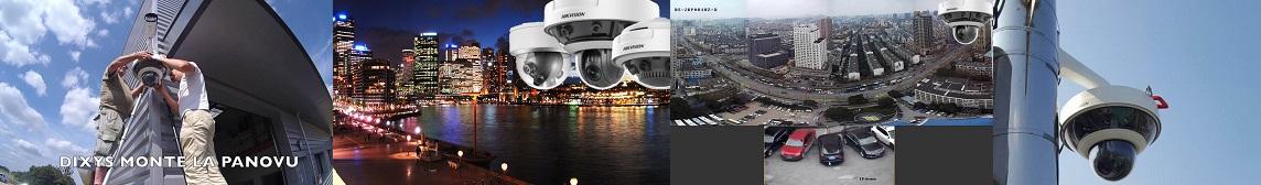 Camera HIKvision PanoVu series