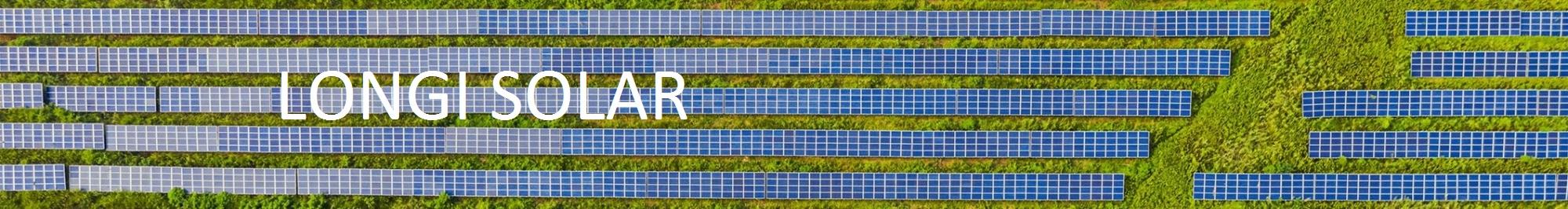 Pin năng lượng mặt trời Longi