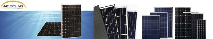 Pin năng lượng mặt trời AE (ĐỨC)