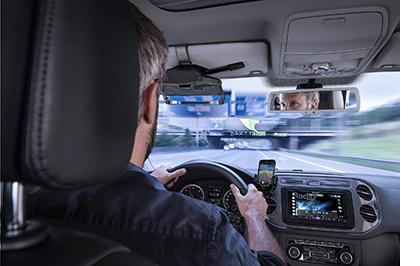Lắp đặt camera 360 panorama cho xe ô tô, xe hơi