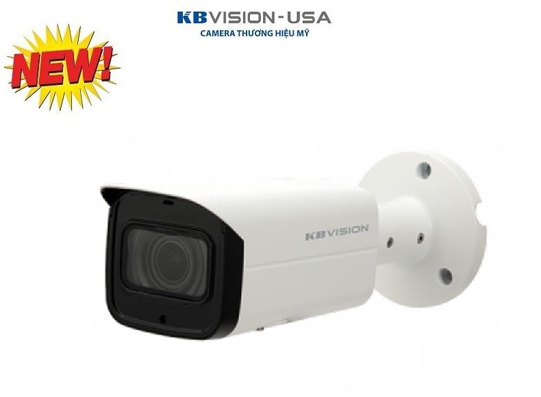 Camera IP Thân Trụ 4.0 Megapixel KBVISION KX-4003iN