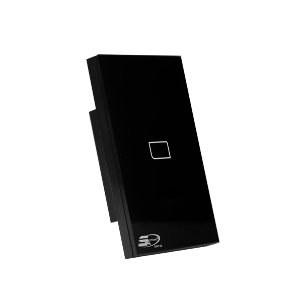 5A SMART SWITCH SWP06 - 1 LOOP BLACK
