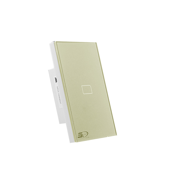 5A SMART SWITCH SWP06 - 2 LOOP GOLD