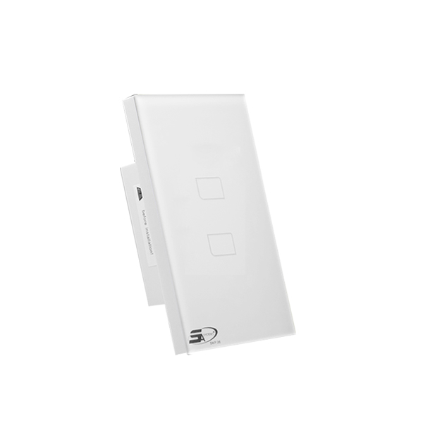 5A SMART SWITCH SWP06 - 2 LOOP WHITE